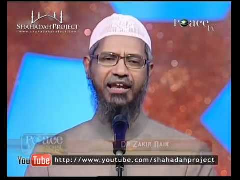 Urdu Peace Conference 2010 - Dr. Zakir Naik Inaugural Speech [part 1-3].flv video
