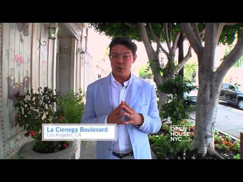 Christophe Choo on NBC Open House - Segment 3 Hidden Gems of Beverly Hills & LA.