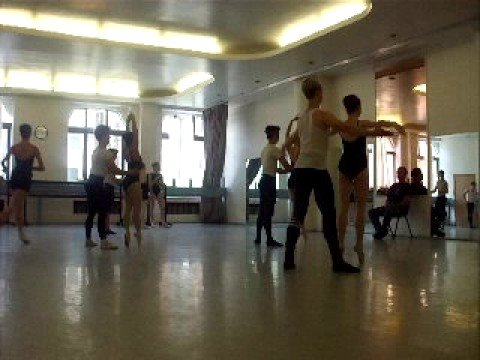 Joffrey Ballet Summer intensive New York