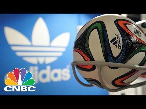 Nike Vs. Adidas At European Soccer Championship 2016 | CNBC
