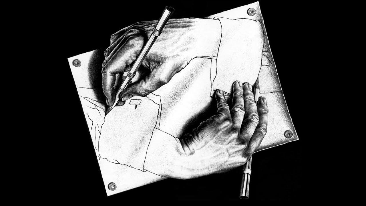 3д оптические иллюзии своими руками 49
