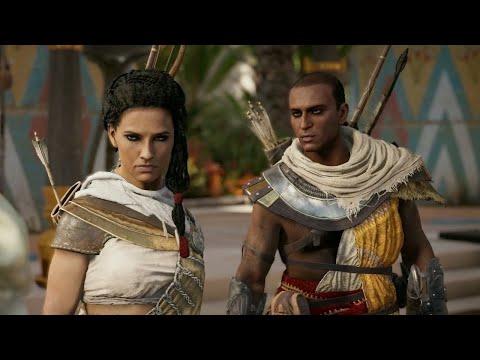 Assassin's Creed Origins Gameplay Demo - IGN Live: Gamescom 2017