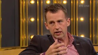 Nigel Owens on that