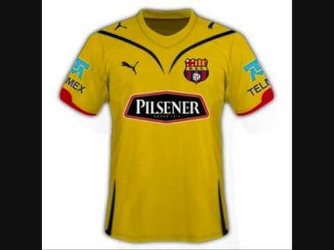 Barcelona SC / Camisetas del 2010