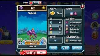 Monster Legends - Worker Hulk