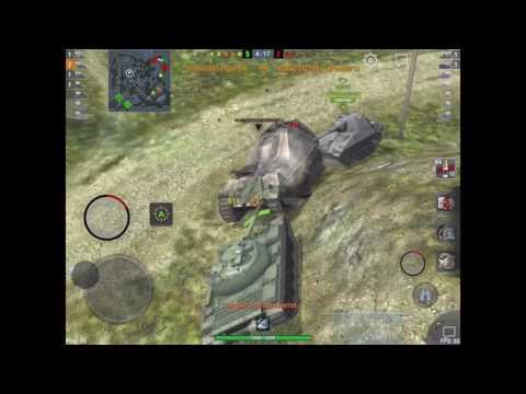 Wot blitz Type 59 . Переобзор