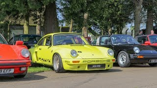 EPIC Car Meet! Sunday Scramble | Bicester Heritage
