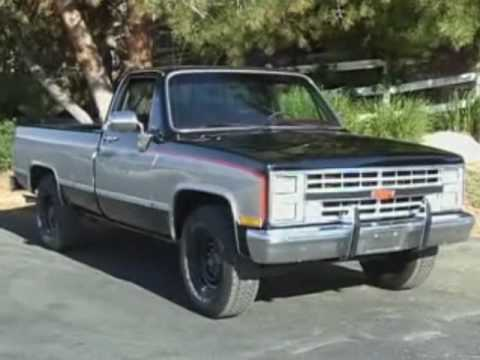 1986 chevy 3 4 ton truck sold restored youtube. Black Bedroom Furniture Sets. Home Design Ideas