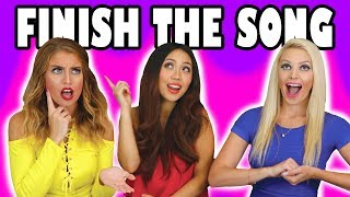 Finish The Lyric Challenge with Fun Songs for Kids. Who Eats Alligator? Totally TV