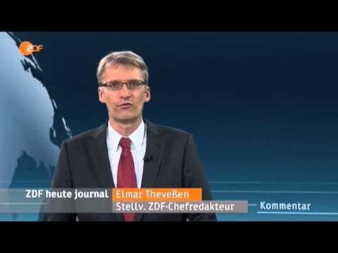 Gut gemacht: Israel Kritik ohne Antisemitismus - ZDF Heute Journal