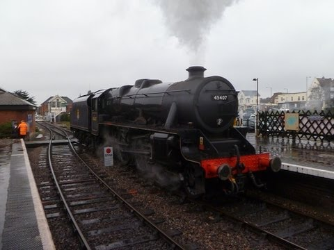 North Norfolk Railway BR raising the standards gala 09/03/13