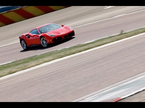 Ferrari 488 GTB on road and track - Chris Harris on Cars