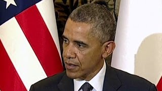 Obama wants 'good relations with (Russia)  6/3/14