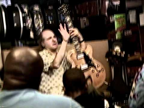 Ted Greene Boulevard Music Seminar 8-22-04 pt. 2