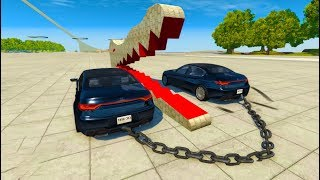 High Speed Jump Crashes BeamNG Drive Compilation #7 (BeamNG Drive Crashes)