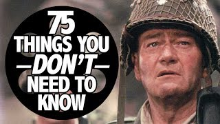 The Longest Day: 75 Things You Don't Need to Know