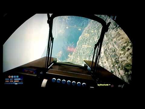 Battlefield 3 : 2 victimes en Avion commenté