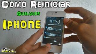 Como Reiniciar qualquer Iphone (O Touch parou) #UTICell