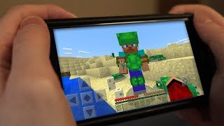 *NEW* MCPE 1.3 UPDATE GAMEPLAY! - New Update Features Review (Pocket Edition)