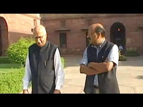 Walk The Talk: L K Advani (Aired: April 2003)