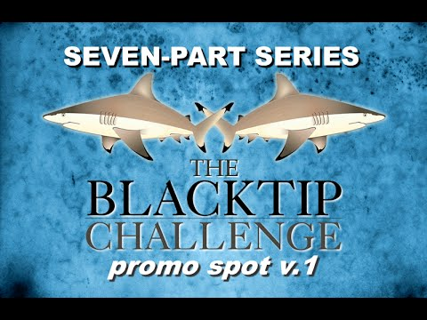 Promo Spot - The Blacktip Challenge Land-Based Shark Fishing Tournament