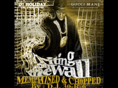 Gucci Mane - Girls Kissing Girls Memphised&ch0pped (remixed By dj 30-r-6) video