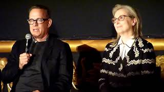 'The Post': Meryl Streep & Tom Hanks on the love between Ben Bradlee and Kay Graham