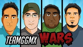 Mount Your Friends | #TeamGGMxWars | 1 ganador 3 perdedores Ep. 3