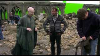 "Making of ""Deathly Hallows -  Part 2"": Neville's Stand"