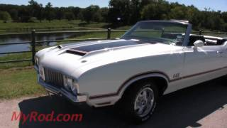 1970 Olds 442 Pace Car convertible - MyRod.com