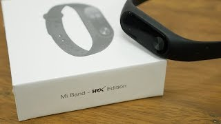 Mi Band HRX Edition Unboxing & Compared to Mi Band 2