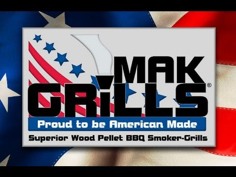 2012 Pellet Boss from MAK GRILLS