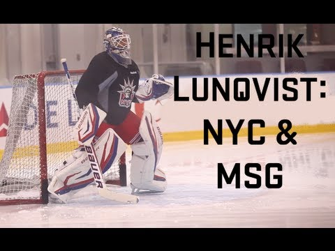 What Does Henrik Lundqvist Think of New York, MSG?