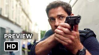 "Tom Clancy's Jack Ryan (Amazon) ""Debrief"" Featurette HD - John Krasinski action series"