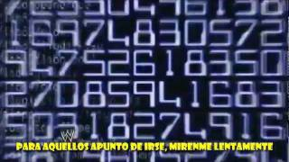 Chris jericho cancion subtitulada