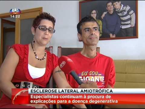 Antigo jogador do Leixões luta há 10 anos contra esclerose lateral amiotrófica