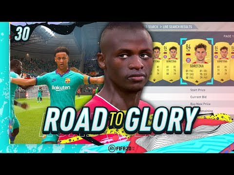 FIFA 20 ROAD TO GLORY #30 - NEYMAR IS AMAZING!!