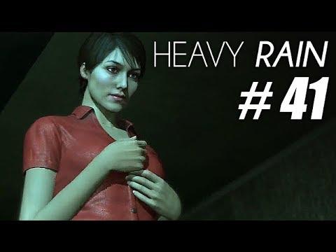 "Heavy Rain Walkthrough Part 41: Sexy Girl ""PS3 Gameplay"" | HD"