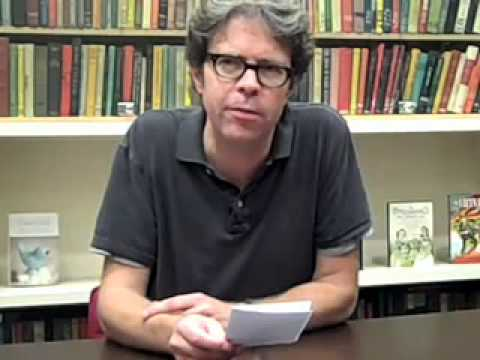 Jonathan Franzen on Author Videos &amp; the Novel