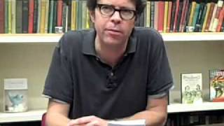 Jonathan Franzen on Author Videos & the Novel
