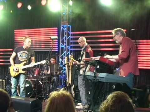 Phil Collen @ Fender_NAMM 2010