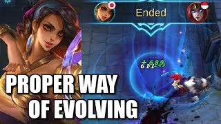 EVOLVE MODE'S IMPORTANT INFO TO WIN EASILY