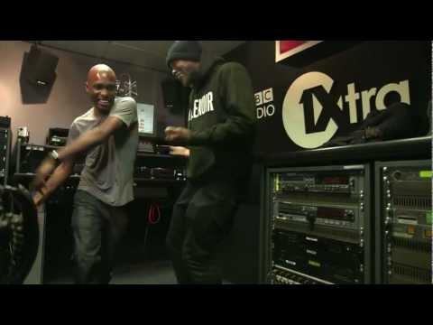 Dance-off! Djibril Cisse vs DJ Edu