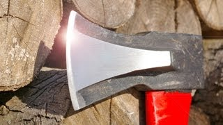 Choosing a Splitting Maul - Is Bigger Better? Ames True Temper Super Splitter