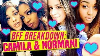 Camila and Normani: A Breakdown of Their Friendship