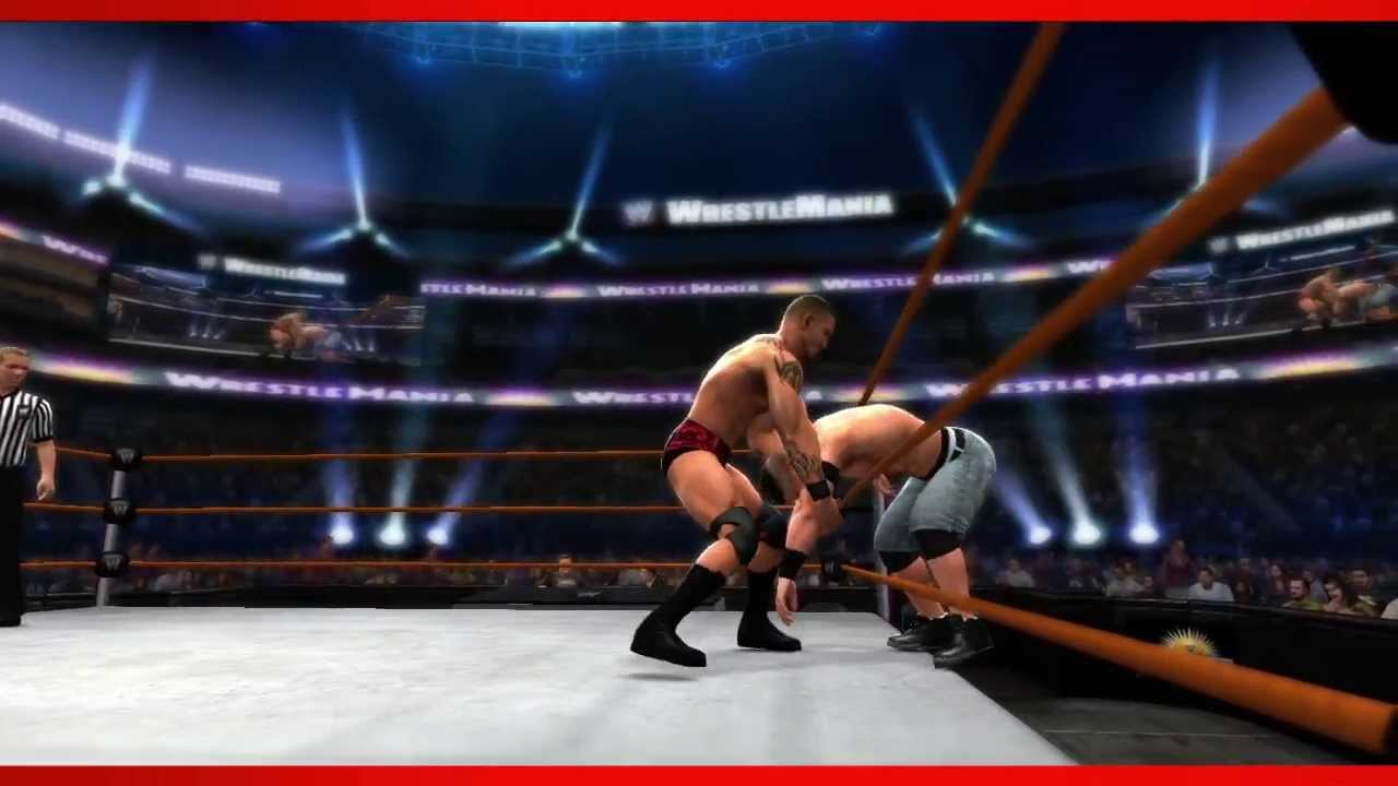 Wwe 2012 Randy Orton Finisher Randy Orton Wwe 2k14 Entrance