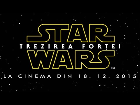 Star Wars: Trezirea Forței (Star Wars: Episode VII - The Force Awakens) - Spot 30s - MYTH - 2015