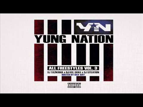 Yung Nation - All Freestyles 3 [full Mixtape] video