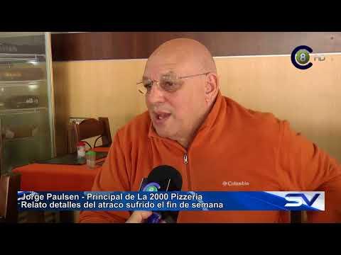 Violento asalto en una pizzería muy frecuentada por concordienses en Salto