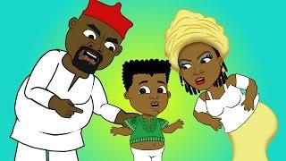 Nigerian Parents Be Like... Billy Goat Cartoon 1